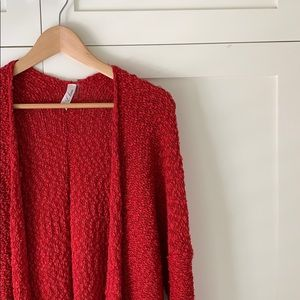 (2) for $25 Red Sweater